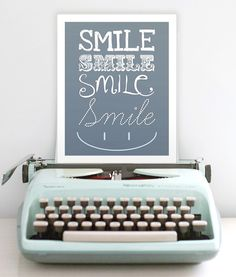 Smile, Smile, Smile Smile:)  It's amazing what a smile can do when you are forming a first impression...