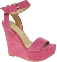 #ALDO #SUEDE #WEDGE SHOES $69.58 at #asos #pink #fashion #beautiful #makeup #hair #diy #prom #ideas #party #wedding #quote #shoes #heels