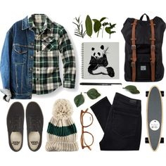 """""""Scratch Your Name"""" by throwmeadream on Polyvore Cold Weather Fashion, Comfortable Fashion, Boho, Chic Outfits, Everyday Fashion, Womens Fashion, Fashion Trends, Fashion Ideas, Autumn Winter Fashion"""