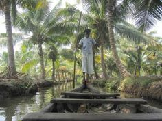 Homestay and Canoe tours from Munroe Island through the Ashtamudi Lake Backwaters. Duck Farming, Kerala Backwaters, Kerala Tourism, Best Model, Forests, Canoe, Woods, Boat, India