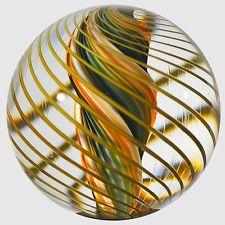 marbles, handmade art glass marble by Mark Matthews