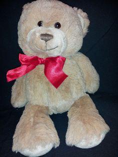 4020bfbb185 Ty Tan Classic Snuggs Teddy Bear Stuffed Animal Lovey Plush 12
