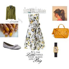"""First day of college"" by rachel-anne-vessey on Polyvore"