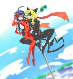Miraculous Ladybug and Chat noir Picture - Miraculous Ladybug Anime 1 - Page 3 - Wattpad Lady Bug, Ladybug Und Cat Noir, Anime W, Miraculous Ladybug Wallpaper, Miraculous Ladybug Fan Art, Ladybug Comics, Miraclous Ladybug, Cute Anime Couples, Grumpy Cat