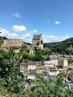 Larochette, Luxemburg Larochette Castle
