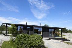 Bodby i ytterskärgården, sustainable architecture in a desert island