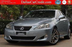 Used 2008 Lexus IS 250 for Sale in Dallas, TX – TrueCar