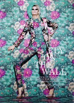Behind-the-design: Floral Jumpsuit Camille Co, Fly On The Wall, Floral Jumpsuit, Editorial Fashion, Fashion Trends, Travel Style, My Design, Style Inspiration, My Style