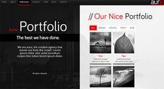 10+ Best Split Screen WordPress Themes For Creative People | PSDTemplatesBlog