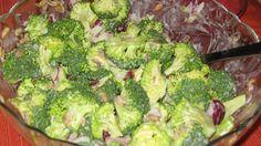 A healthy, bright salad.