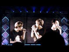 2014/11/18 JYJ Tokyo Dome - Begin Part 2
