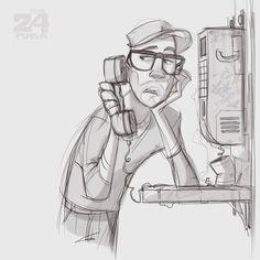 Drawing Cartoon Faces, Cartoon Sketches, Cartoon Art, Character Design Animation, Character Drawing, Character Illustration, Human Sketch, Drawing Poses, Drawing Tips