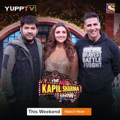 The Kapil Sharma Show on Sony TV Kapil Sharma, Battle Fight, Sony Tv, Brave, Movies, Movie Posters, Films, Film Poster, Cinema