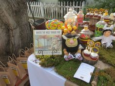 Where the Wild Things Are Birthday Party Ideas | Photo 2 of 18 | Catch My Party