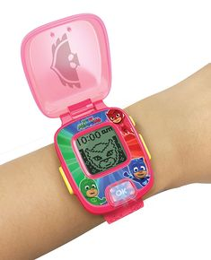 Buy VTech PJ Masks Owlette Learning Watch at Argos. Thousands of products for same day delivery or fast store collection. Best Kids Watches, Cool Watches, Pj Masks Owlette Costume, Disney Princess Toys, Apple Watch Accessories, Autumn Aesthetic, Christmas Stocking Stuffers, Stylish Watches, Stylish Kids