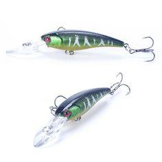 Fishing Lure Set Long Tongue Isca Artificial Wobbler Pesca Fishing Bait fishing tackle Minnow