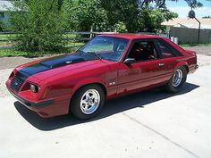 Ford : Mustang GT 83 FORD MUSTANG GT PRO STREET 351C C6 HOT ROD RACE CAR - http://www.legendaryfind.com/carsforsale/ford-mustang-gt-83-ford-mustang-gt-pro-street-351c-c6-hot-rod-race-car/