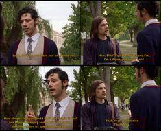 The Magicians: Quentin & Eliot