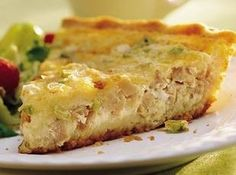 ... quiche! on Pinterest | Quiche recipes, Sausage quiche and Cheese
