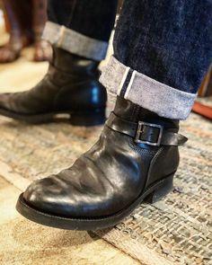 Biker Boots, Motorcycle Boots, Tall Boots, Shoe Boots, Engineer Boots, Men's Fashion, Kicks, Engineering, Toe