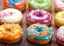 #Donuts di Homer #Simpson