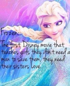 Disney Frozen Sister Quotes