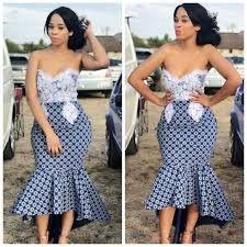 tswana traditional attire - Google Search Sotho Traditional Dresses, African Traditional Dresses, Traditional Styles, Traditional Wedding, Latest African Fashion Dresses, African Print Fashion, African Prints, African Wedding Attire, Shweshwe Dresses