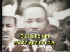 I have a dream - Eu tenho um sonho - Martin Luther King Jr - YouTube
