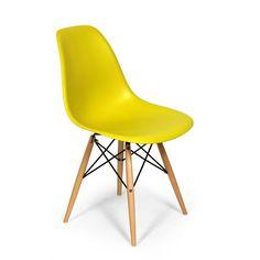 Mid-Century Eiffel Dining Chair [FD130WDOLIVE] 5