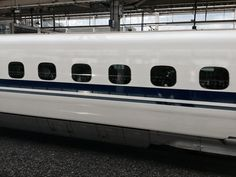 Japans bullet train is a piece of beauty.