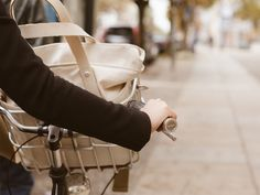 On the go in the city. http://bit.ly/Brooks-Lexington