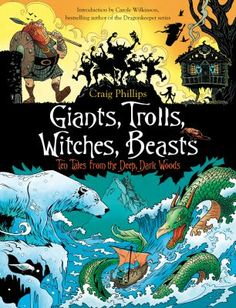 From Poland to Iceland, Japan to Germany, these ten fairytales from across the globe re-told as comics will have you enthralled. May 2018