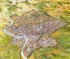 Rome - Total View at Prime