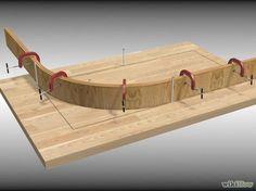 Image intitulée Bend Wood Step 8