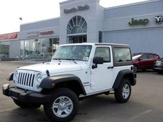 2014 white jeep wrangler sport 2 door hardtop | 2014 Jeep Wrangler Sport!NEW!4X4!HARDTOP!A/C!CD/MP3 PLAYER!MUST SEE ...