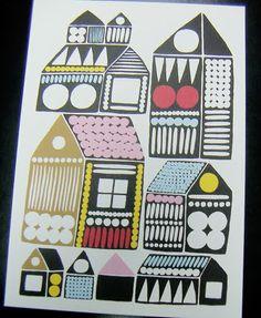 print & pattern: HEALS AW 2012 - marimekko