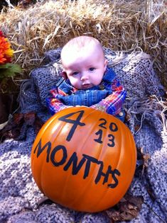 malcolms fall 4 month old picture