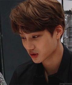 ƴᴏᴜ ᴀʀᴇ ᴍʏ Sᴛᴀʀʟiɢʜᴛ — jongin for ᴄʀᴇᴀ magazine // making movie Kaisoo, Kyungsoo, Chanyeol, Fanfic Exo, Exo Korean, Kim Jongin, Kpop Exo, Exo Kai, Exo Members