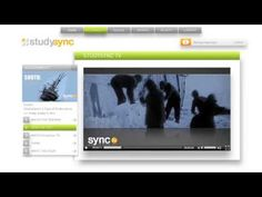 Watch this video to learn how StudySync harnesses a collaborative use of technology to provide a relevant, 21st century academic experience.