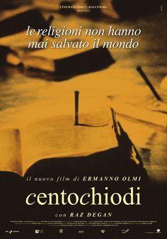 """""""Centochiodi"""", regia Ermanno Olmi distribuito da Mikado, design internozero comunicazione"""