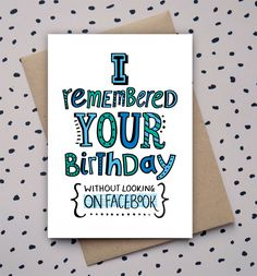 Image result for funny birthday card ideas