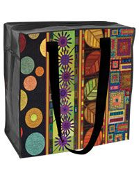 Skinny Quilts—Eco Tote