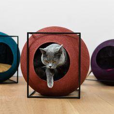 Cuccia per gatti The Cube