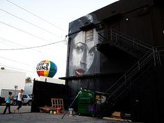RONE http://www.widewalls.ch/artist/rone/ #street #art #urban #art
