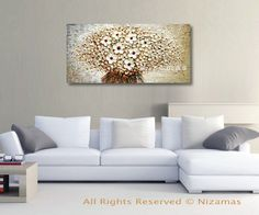 Oil Painting on canvas Palette Knife White Bouquet Palette Knife, Oil Painting On Canvas, Floral, Bouquet, Etsy, Contemporary Paintings, Canvases, Texture, Artworks