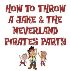 Printable diy custom jake and the neverland pirate birthday jake and the neverland pirates birthday party filmwisefo Image collections