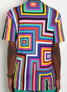 Jil-Sander-Multi-colored-geometric-t-shirt SS11