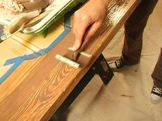 Veteado imitación madera : PintoMiCasa.com