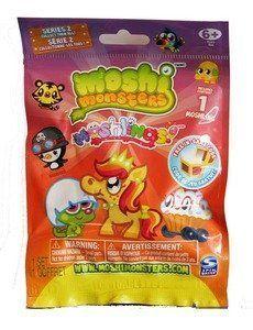 Moshi Monsters Moshlings Series 2 - 1 Pack Mystery Figure Series 2