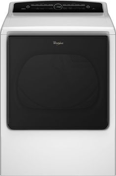 Whirlpool - Cabrio 8.8 Cu. Ft. 24-Cycle Electric Dryer - White